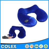 Hot cheap sale inflatable triangle pillow for sale