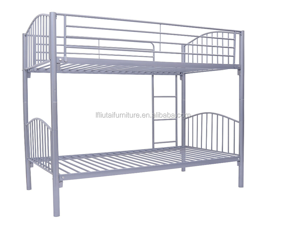 Metal bunk bed replacement parts buy adult twin bedtwin for Metal futon bunk bed parts