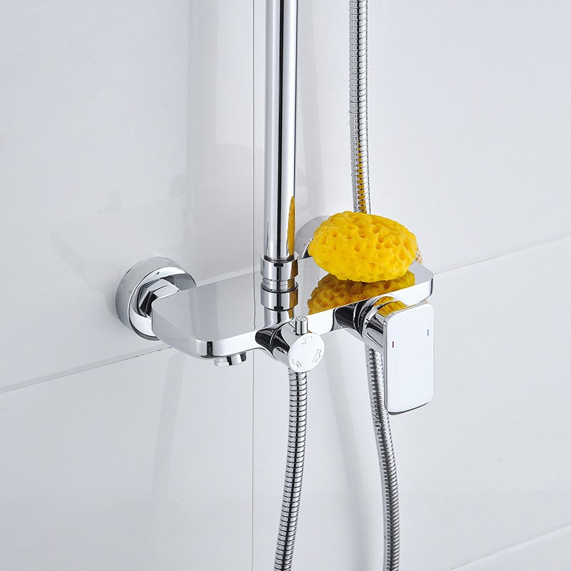 Fapully Best China Bathroom Faucet And Shower Set Rain