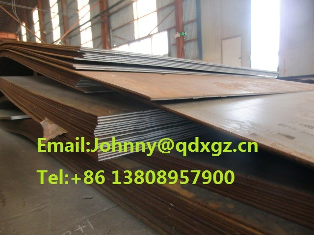 XGZ hot/cold rolled steel coils steel plates used for steel structure
