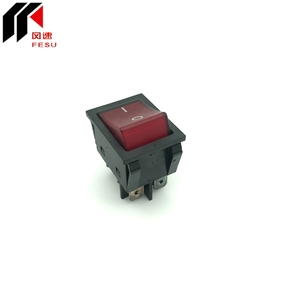 High quality Low price FS047B2 3 position 4 pin 6 pin t125 t85 t120 rocker switch