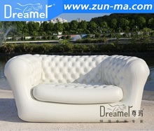 Exclusive patent modern furniture 2 seater comfortable sleeper sofa