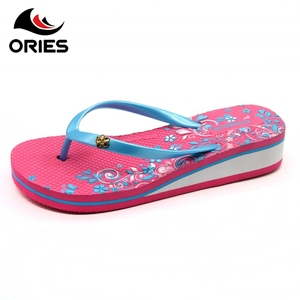 d88a0274b China Wholesale factory thick sole custom flip flops
