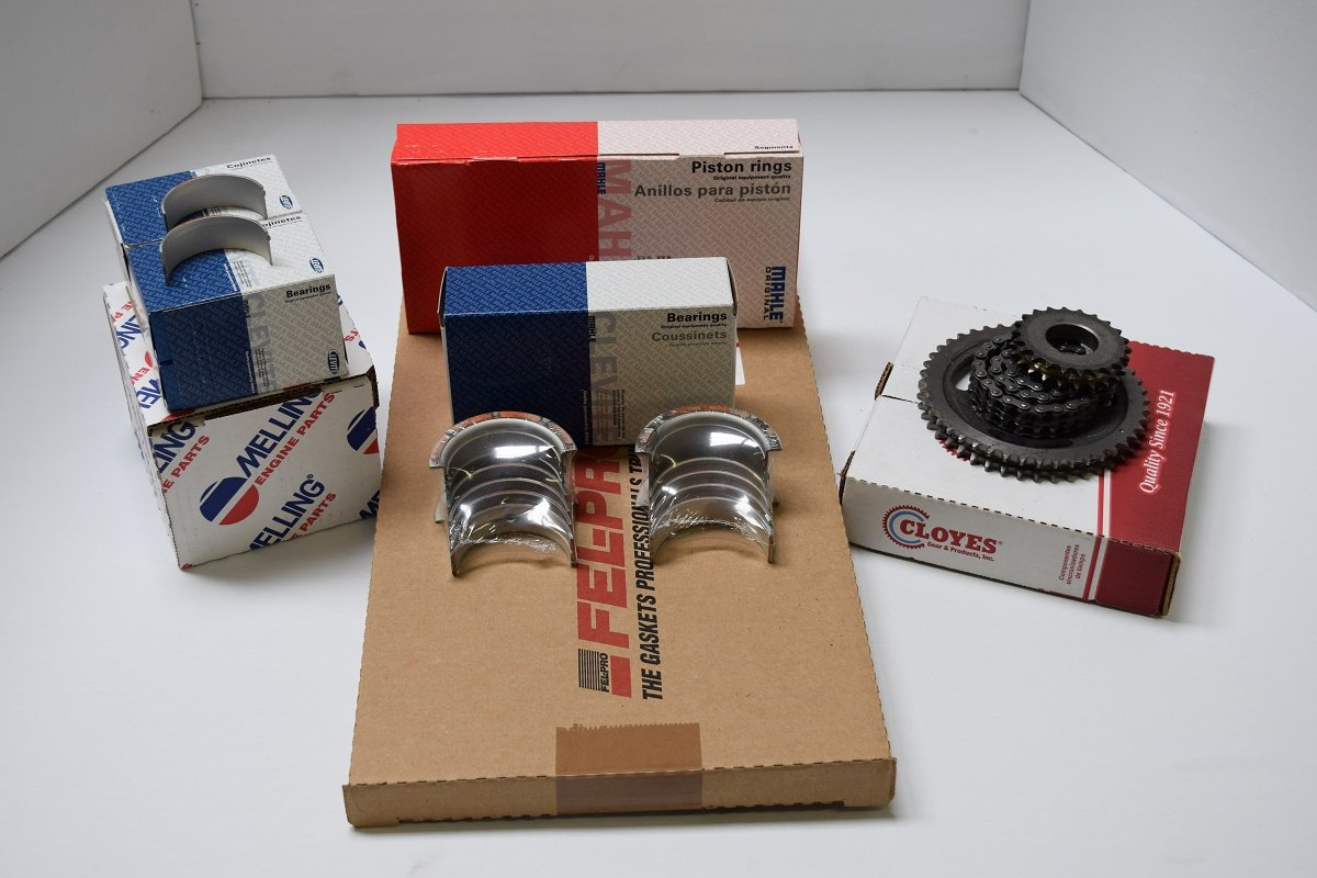 Ford 6.0 Powerstroke Diesel MASTER Engine Kit Piston+Rings+Lifters 04-06 w/18mm (Oversizes Available)
