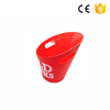 ice bucket for bar party champagne plastic ice buckets wine ice bucket multi color