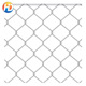 vinyl coated chain link wire mesh netting fence for sale