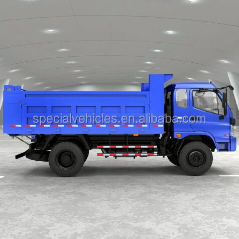 Diesel Engine 4X2 FAW Tipper Truck For Kenya