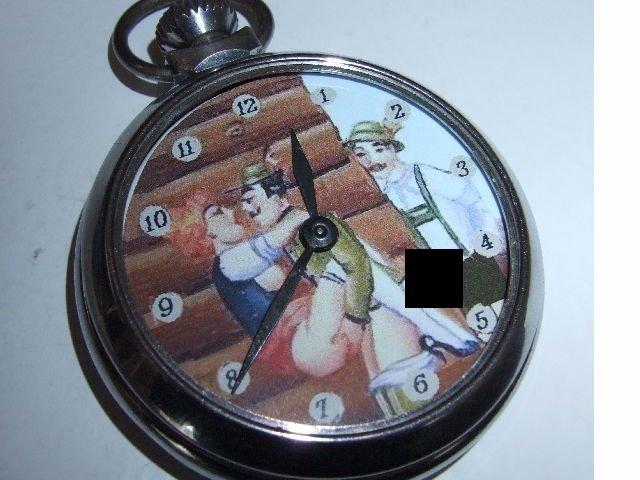 Sexy watch