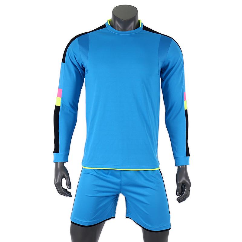 Custom Made Dri Fit Voetbal Trainingspak Kids Voetbal Jersey