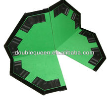 48 inch octangle 4 dilipat <span class=keywords><strong>kustom</strong></span> atas <span class=keywords><strong>meja</strong></span> <span class=keywords><strong>poker</strong></span>