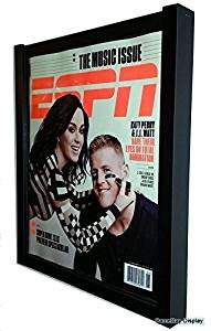 Magazine Display Frame for Espn Magazine and Older Rolling Stone