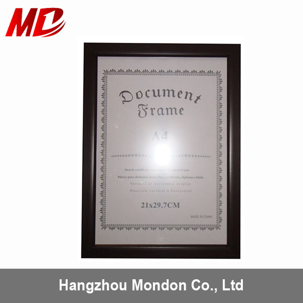 The factory wholesale PS Certificate/Diploma Frame
