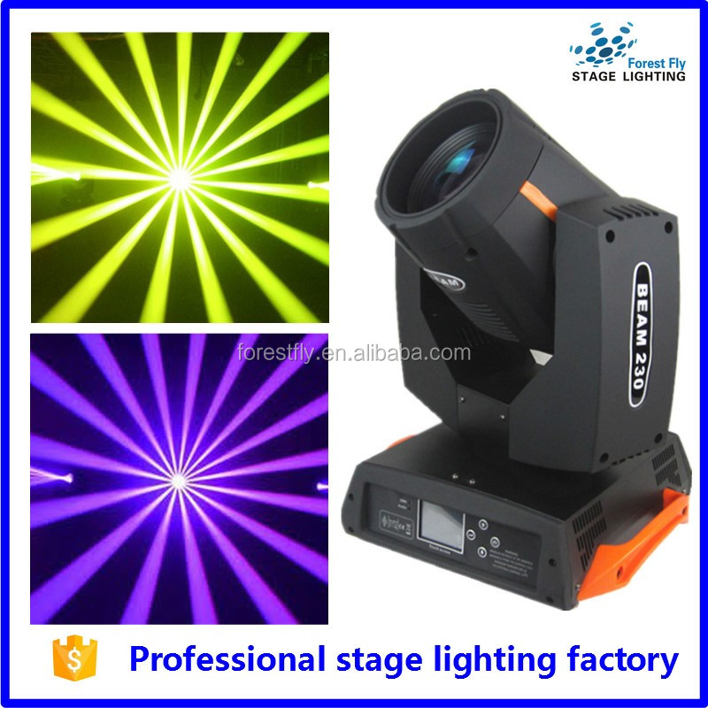 Good Price,230w 7r Super Sharpy 230 Beam Moving Head Light