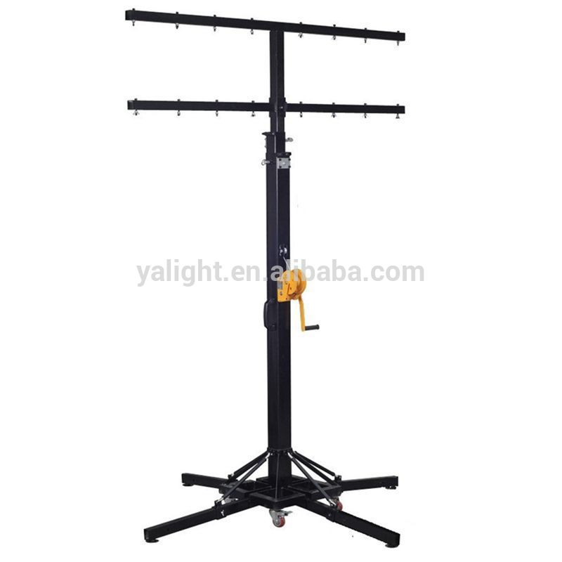 Heavy Duty Outdoor Stage Music Led Light Stand 2017 Best Display