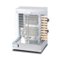 In east burn grilled furnace Gas Middle East BBQ Grill GB-25A Mini gas kebab machine electric bbq grill