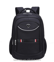 2018 Best Waterproof Black Business Laptop Backpack