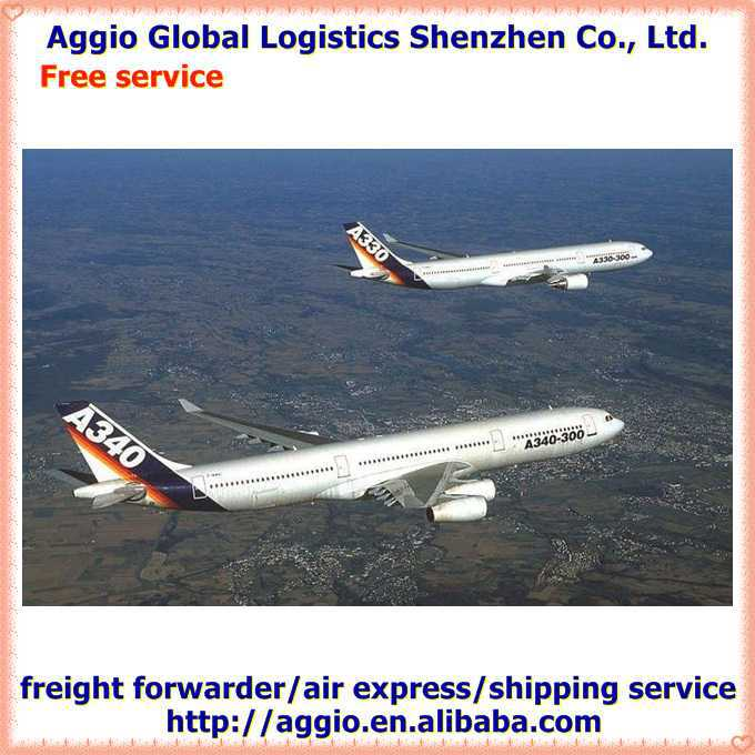 Air freight and express forwarder for stainless steel pendant with chain