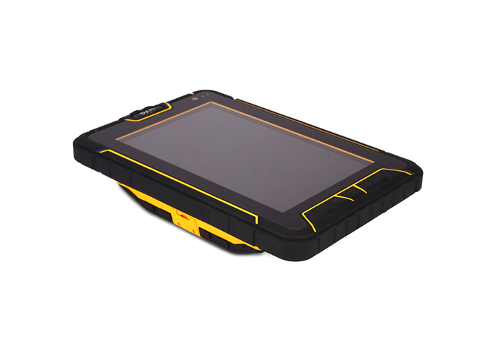 2.45GHz Active industrial android tablet handheld active rfid scanner