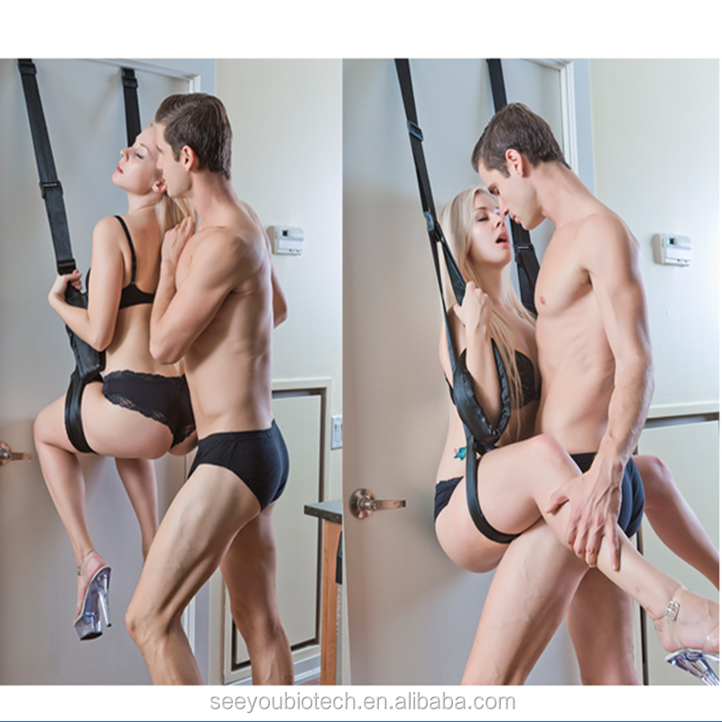 Male Bondage Hanging On Door Position Restraint Bondage Indoor Sex Swing