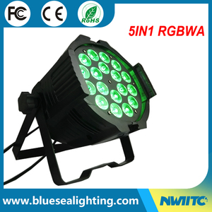 Diffe Types Of Stage Lighting 18x15w Led Par