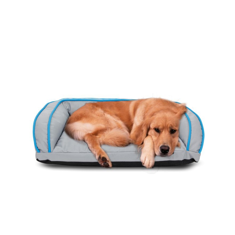 Petstar Luxe Warme Zachte Vierkante Grote Hond Bed Fabricage