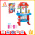 Baby Play House Doctor Toy Doll Doctor Set