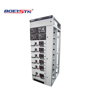 Advanced structure GCK 3phase Low Tension Switchboard Drawerable distribution board