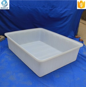 Wholesale plastic breeding fish tank for aquaculture hatchery supplier