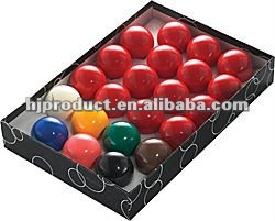 high-class but cheap custom snooker balls