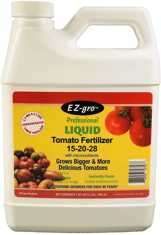 Get Quotations Tomato Fertilizer By Ez Gro Is A High Potium For Your Plants