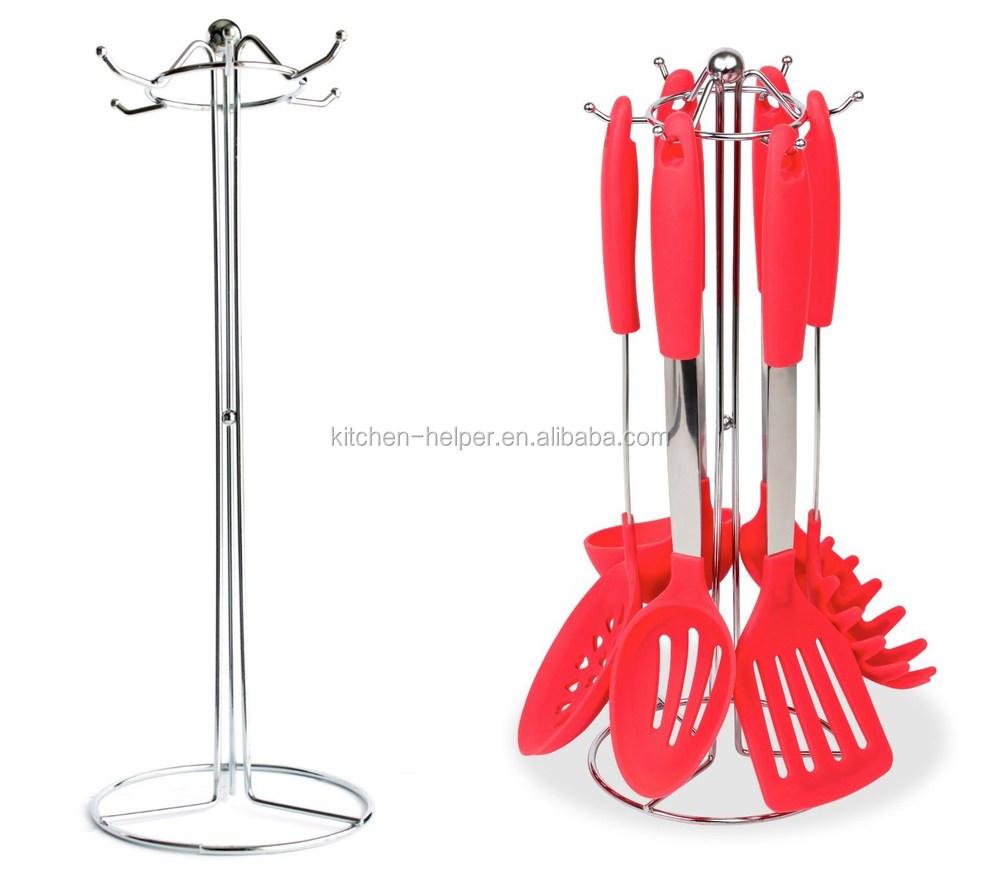 Composition Of 4 Kitchen Utensils : ... Kitchen Utensils,Silicone Kitchen Utensils & Gadgets,Stainless Steel