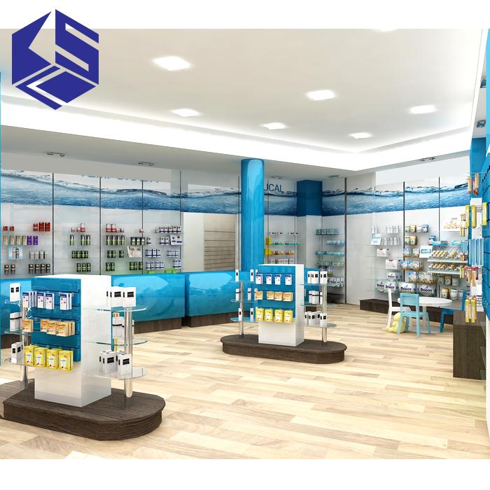 Wholesale Retail Medical Shop Interior Design Wood Pharmacy Display  Furniture - Buy Shop Interior Design,Pharmacy Shop Interior Design,Wood  Pharmacy