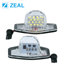 LED License Plate Light Bulb for Jazz/Fit Stream Insight 5D Logo 3D CR..V FR.V