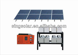 Free Energy Generator 2kw Solar System for Home