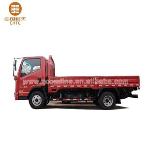 2 axle fuwa electric light truck cargo for transporting sand