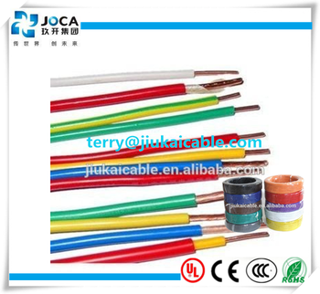 Ul Strandard Ul758 Electrical Wire Colour Code Ul 1007 Cable 24awg ...