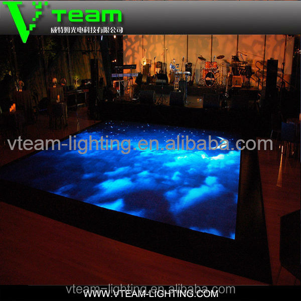 2015 Alibaba innovate design interactive dance floor led display source module
