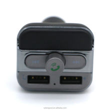 Miglior Universale Aux Portatile Dual Usb Mp3 <span class=keywords><strong>Trasmettitore</strong></span> <span class=keywords><strong>Fm</strong></span> Vivavoce <span class=keywords><strong>Bluetooth</strong></span> Car Kit