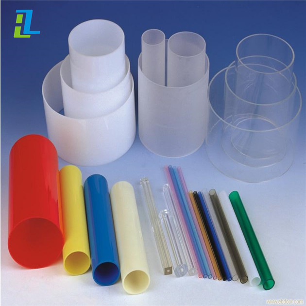 tube acrylique