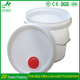Competitive Price PP Custom Round Plastic Bucket With Tap Handle And Lid