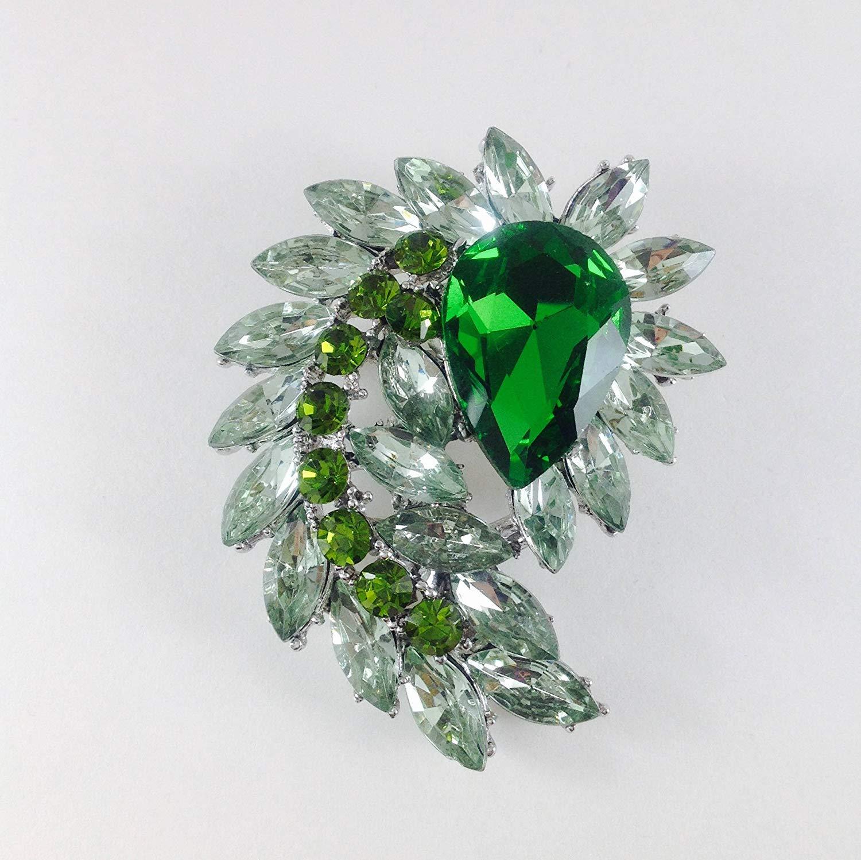 ad1fd88546534 Cheap Green Emerald Brooch, find Green Emerald Brooch deals on line ...