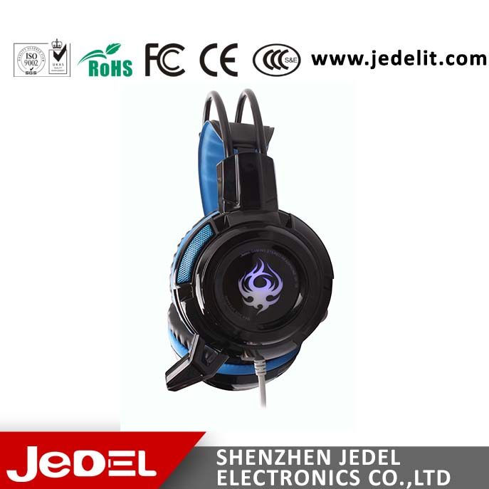 Fashion professional stereo computer headset gaming headphones