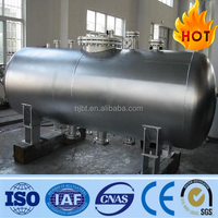 High quality insulation edible oil/hot water storage tank