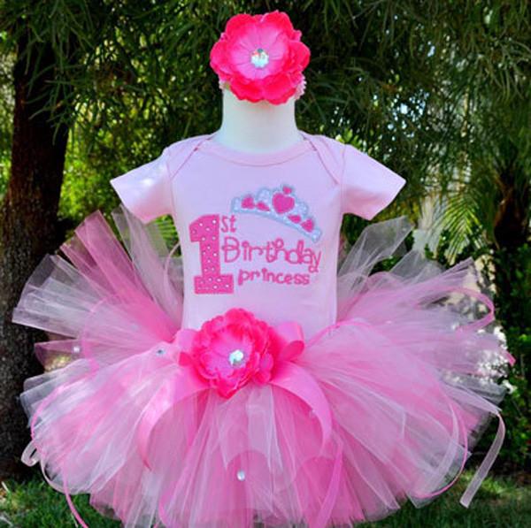 Vestido De Cumplea 241 Os 1 A 241 O De Edad Chica Arco Iris Tutu