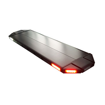 rampe lumineuse police extra plate led 3w gorgeous all black out led warning lightbar buy. Black Bedroom Furniture Sets. Home Design Ideas