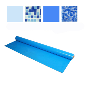 Custom pond swimming vinyl pool liners waterproof pool liners for inground swimming pool