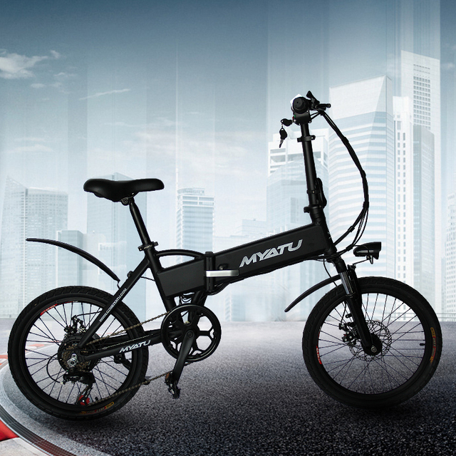 China POWERFUL FACTORY High Quality ODM OEM Alloy Personality Fashion Off folding electric bike
