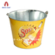 Wholesale Walmart Red Rull Champagne Aluminum Beer Bucket Custom Bulk China Stainless Steel Metal Ice Bucket