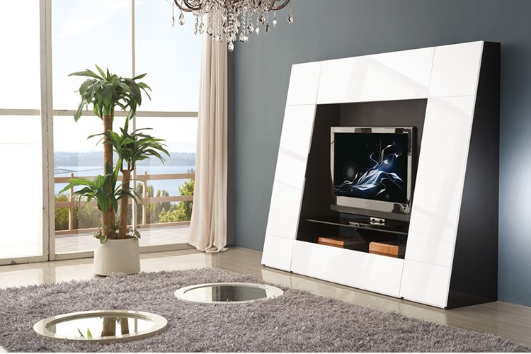 Modern Living Room Furniture Tv Showcase Images / Tv Showcase Designs /  Modern China Living Room Showcase Design MO109 Part 55