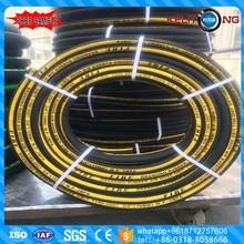 High quality industrial air hose Industrial Rubber Drill Air Hose for Air Compressor